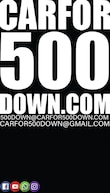 CAR FOR 500 DOWN