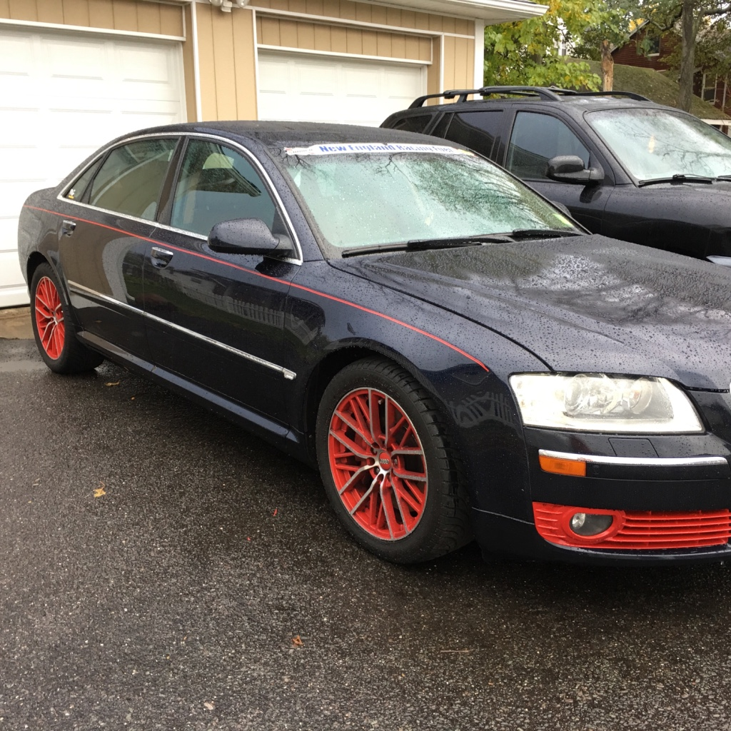 Used Audi A8L(2007) For Sale In New Britain