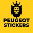 Peugeot Stickers
