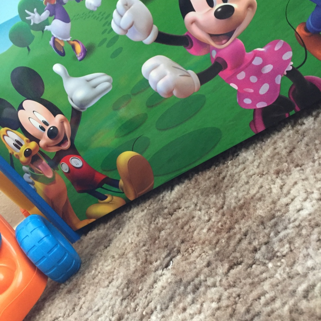 Used Mickey Mouse Baby Walker for sale in Fresno - letgo