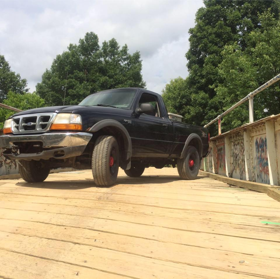 Used ford ranger or s10 roll bar with kc lights for sale in owosso troy b aloadofball